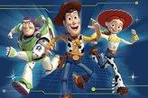 "Disney New Memory Foam Mat 15.7""x23.5"" (Toy Story)"