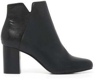 Forever New Willa Mid-Block Boots - Black - 36