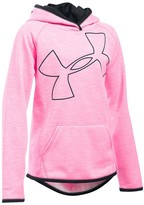 Under Armour Girls' Storm Armour Fleece Big Logo Hoodie - XS-XL