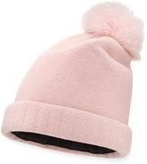 Yestadt Millinery Bunnie Structured Felt Beanie, Pink