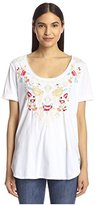 JWLA Women's Embroidered T