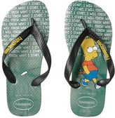 Havaianas Top Simpsons Flip Flops Kids Shoes