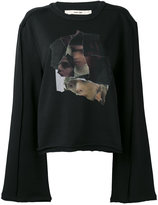 Damir Doma collage print sweatshirt - women - Cotton/Polyester - XS