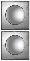 Uttermost 'Champagne' Mirrors