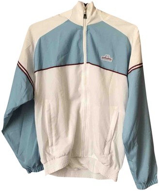 Sergio Tacchini White Jacket for Women