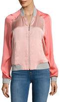 Vero Moda Nicole Colorblocked Bomber Jacket