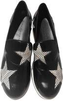 Stella McCartney Stella Mc Cartney Black Plastic Flats