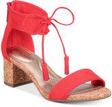 Bandolino Semise Block-Heel Sandals