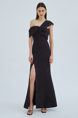 C/Meo COVERT GOWN Black