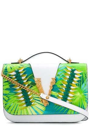 Versace Virtus shoulder bag