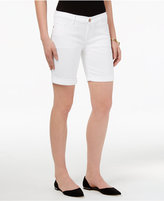 Lee Platinum Petite Gunnison Bermuda Shorts, A Macy's Exclusive