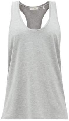 Vaara Ana Racerback Tank Top - Womens - Grey