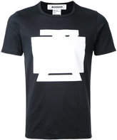 Anrealage Ar Silence T-shirt - men - Cotton - 46
