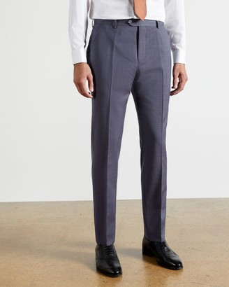 Ted Baker Checked Suit Trousers