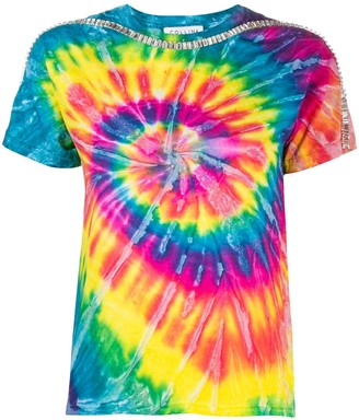 Collina Strada tie-dye sport spice T-shirt