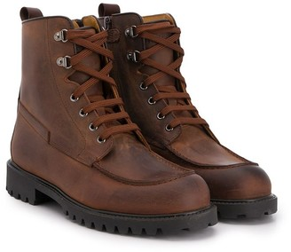 Gallucci Kids TEEN cargo ankle boots