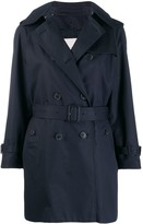 MACKINTOSH MUIE Ink Cotton Short Trench Coat | LM-1012FD