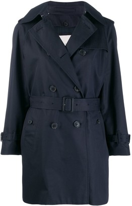 MACKINTOSH Muie cotton short trench coat