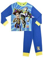 Disney Toy Story Boys Toy Story Pyjamas Woody and Buzz - 3 to 4 Years