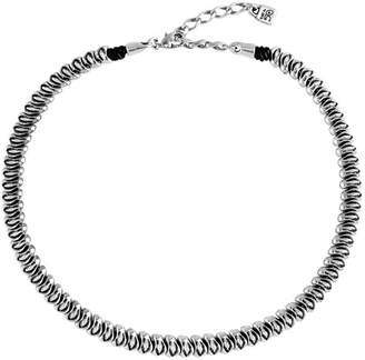 Uno de 50 Morphine Polished Beaded Necklace