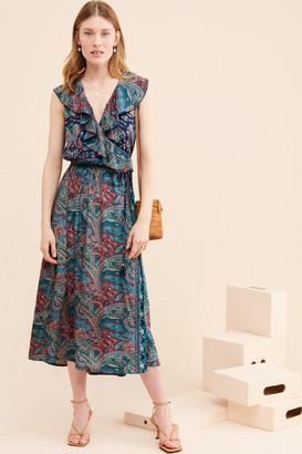Raga Mystic Garden Wrap Dress