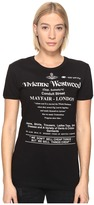 Vivienne Westwood We Don't Sell Cheap Things Top Women's Clothing