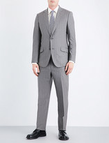Richard James Pinstriped regular-fit wool suit