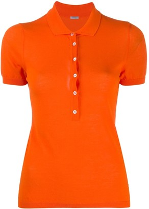 Malo Short Sleeve Polo Top