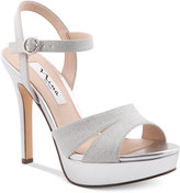 Nina Shara Platform Evening Sandals