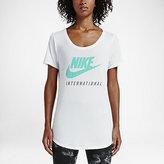 Nike International Women's Boyfriend T-Shirt
