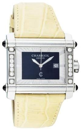 Charriol Diamond Actor Watch