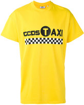 Gcds - taxi print T-shirt - men - Cotton - S