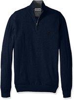 Lacoste Men's Classic 1/4 Zip Jersey Sweater