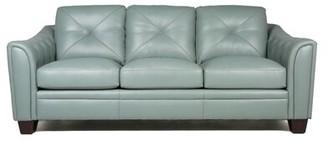 Super Top Grain Leather Sofa Shopstyle Machost Co Dining Chair Design Ideas Machostcouk