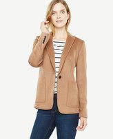 Ann Taylor Petite Wool Blend Blazer