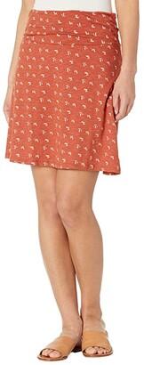 Toad&Co Chaka Skirt (Picante Geo Print) Women's Skirt