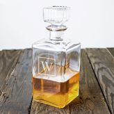 Cathy's Concepts Cathys concepts Monogram Glass Decanter
