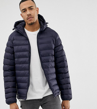 French Connection TALL Padded Hooded Jacket
