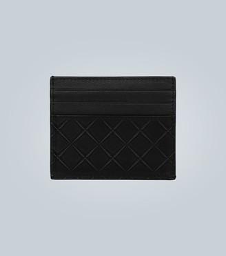 Bottega Veneta Intarsio leather card case