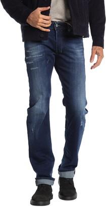 Diesel Safado Distressed Straight Leg Jeans