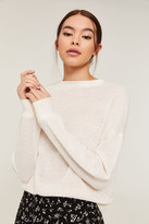 Ardene Knit Crew Neck Sweater