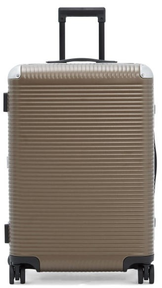 FPM Milano Bank Light Spinner 68 Polycarbonate Suitcase - Beige