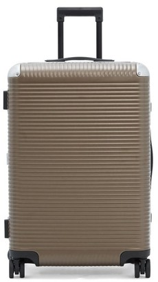 BEIGE Fabbrica Pelletterie Milano - Bank Light Spinner 68 Polycarbonate Suitcase - Mens