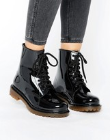 Park Lane Lace Up Ankle Welly