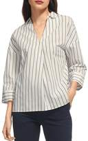 Whistles Lola Stripe Shirt