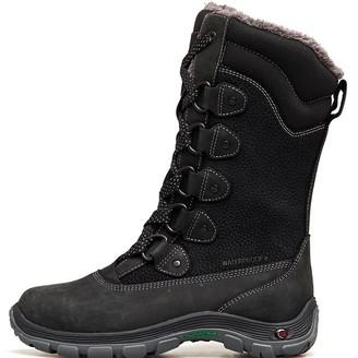 Karrimor Womens Firenze Weathertite Snow Boots Black