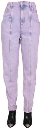 Etoile Isabel Marant Henoya High Rise Jeans