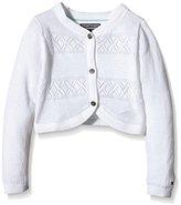 Tommy Hilfiger Girl's Jacket - White -