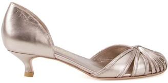 Sarah Chofakian low-heel Sarah pumps