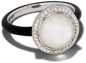 Ippolita Lollipop Carnevale diamond ring